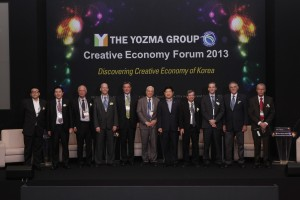 Roni Einav at the Yozma Group in Korea
